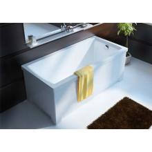 Ванна из литьевого мрамора Astra-Form Х-Форм 170x75 см, литой мрамор