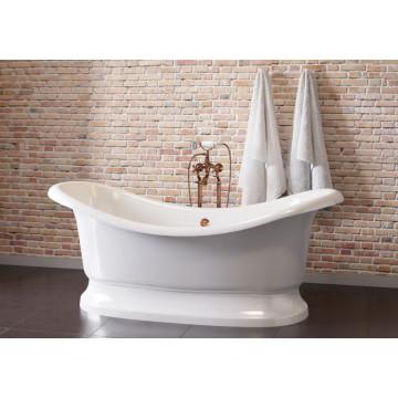 Ванна из литьевого мрамора Astra-Form Мальборо 189x87 см