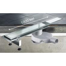 Душевой лоток Viega Advantix 655112 с ножками 1000 мм