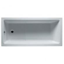 Акриловая ванна Riho Lusso Plus 170 арт. BA1200500000000, 170x80 см, слив-перелив в подарок!