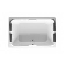 Акриловая ванна Riho Sobek 180 арт. BB2800500000000, 180x115x47,5 см, слив-перелив в подарок!