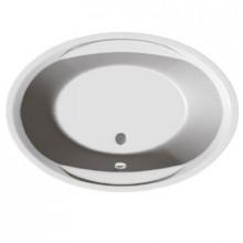 Акриловая ванна Vayer Opal 180x120 см