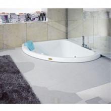 Ванна гидромассажная Jacuzzi Aquasoul Corner 140 HYDRO FRIENDLY, арт. 9443-715A, угловая, подиумная