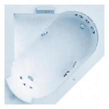 Ванна гидромассажная Jacuzzi AURO CORNER 140 CORIAN арт. 9443-736A, 144x144x60 см