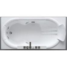 Ванна гидромассажная Jacuzzi J-SHA MI BASE арт. 9443-368A Sx (левая)