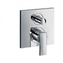Смеситель AXOR Citterio 39455000 для ванны и душа внешняя часть