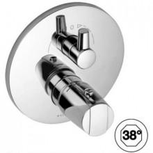 Смеситель Kludi Objekta Mix New 358300538 для ванны и душа с термостатом