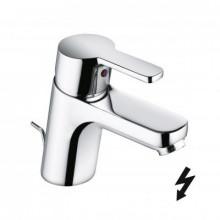 Смеситель Kludi Logo Neo 372760575 для раковины с донным клапаном