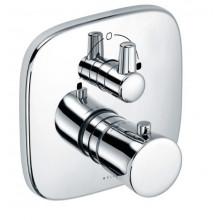 Смеситель Kludi Ambienta 538300575 для ванны и душа с термостатом