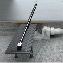 Душевой лоток Viega Advantix 721671 укорачиваемый 1200-300 см, 70 мм высота (плоская модель)