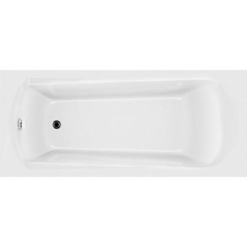 Акриловая ванна ALPEN Diana арт. AVP0033, 170x75xh48 см