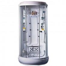 Душевая кабина Appollo A-0840W 90x90x224 см гидросауна