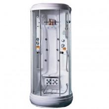 Душевая кабина Appollo TS-0841W 90x90x224 см гидросауна