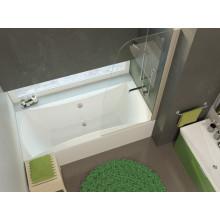 Акриловая ванна ALPEN Luna 180x80 см