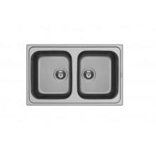 Кухонная мойка Pyramis Athena арт. 100178801, 79x50 см
