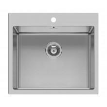 Кухонная мойка Pyramis Istros арт. 100098201, 50x40 см