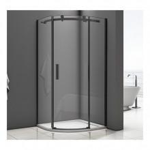 Душевое ограждение Good Door Galaxy R-100-C-B ГЛ00017