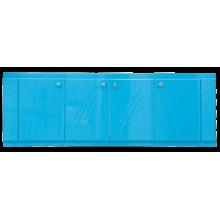 Экран для ванны Misty L=1500 МДФ голубая эмаль