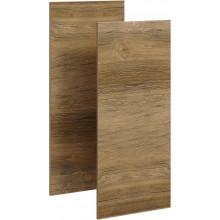 Комплект дверей шкафа-пенала Aqwella 5 Stars Mobi MOB0735DB дуб балтийский