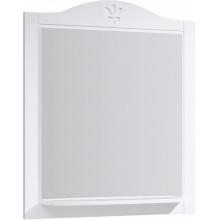 Зеркало Aqwella Franchesca FR0207 75 белый FR0208