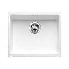 Кухонная мойка Blanco Subline 500-U 514506, глянцевый, белый