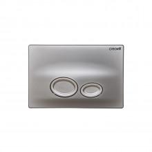 Кнопка для инсталляции Creavit DROP GP2003.00 матовая хром