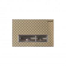 Клавиша смыва Creavit Design GP4009.34