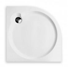 Душевой поддон из композитного материала Roltechnik Dream Flat 8000284 белый