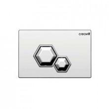 Кнопка для инсталляции Creavit DIA GP6004.00 хром глянец