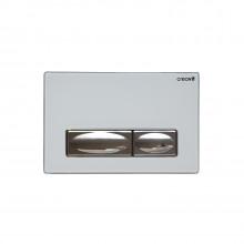 Кнопка для инсталляции Creavit GP4001.00 белая